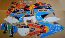 NEW Graphics kit KTM SXF 2013 2014 2015 EXC 2014 2015 2016 EXC-F DECAL STICKER