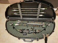Used pse compound bow right hand