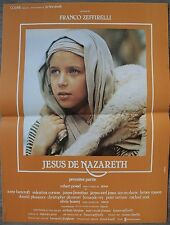 JESUS DE NAZARETH Affiche Cinéma / Movie Poster Robert Powell
