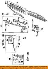HONDA OEM Windshield-Wiper Blade Refill 76622SF4305