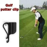 Professional Golf Club Bag Clip On Putter Clamp Holder Putter Clip Golf Saf Z8F2