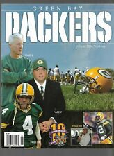 Lot of 3 Green Bay Packers NFL Football Official Yearbooks 1996 2005 2006