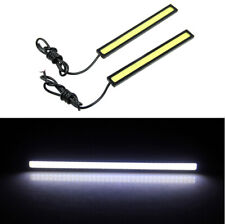 2pcs 12V LED Car Interior White Strip Lights Bar Lamp Car Van Caravan Boat Home