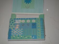 NEW.  SEALED.   Hallmark Blank Note Cards with Envelopes  Set of 10