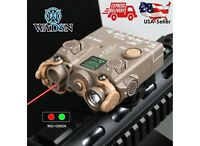 WADSN DBAL-A2 Green Red IR Aiming Laser Hunting Strobe Light WD06004