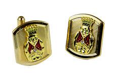 6030032 Jester Cufflinks ROJ Royal Order of Jesters Cuff Links Tuxedo Biliken