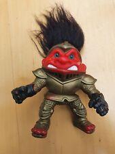 "Battle Trolls Warrior Sir Trollahed 1992 Hasbro 5"" Vintage Collectable Retro"