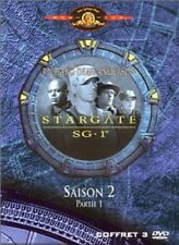 STARGATE SG-1 SAISON 2 PART 1 BOX 3 DVDs  - N&S DVD REGION 2 NEUF