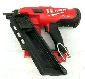 Milwaukee 2745-20 M18 FUEL 30 Degree Cordless Framing Nailer (Tool Only) VG