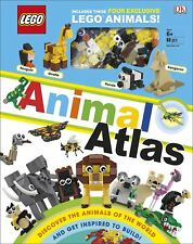 LEGO animal Atlas: with four exclusive animal models by DK