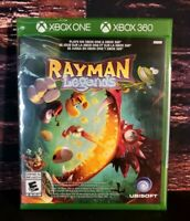 Rayman Legends - XBOX 360 - XBOX ONE - Microsoft - XBO - Brand NEW - Sealed