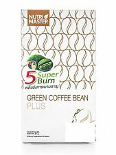 Nutri Master Green Coffee Bean Plus 30 Capsules Dietary Supplement For Health