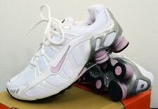 NEW Womens Nike Shox Turbo III Size 9 White/Purple FOR COLLECTORS ONLY