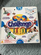 ZOOB Challenge-Wheels, Parts, Challenges 175 Pieces Ages 8 & Up *NEW* STEM gift
