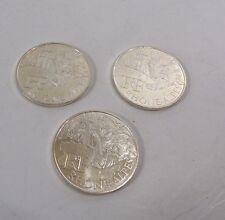 3 pièces de10 Euro 2012 Rhone-Alpes, Auguste & Louis Lumiere (lot 2)