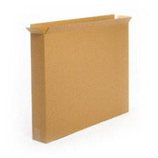 Cardboard Box 30x5x24 Packing Shipping Carton Art Framed Picture Canvas 10 Pack
