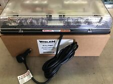 Whelen LED mini light bar All AMBER LED's