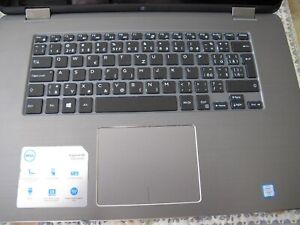 DELL INSPIRON 15-7568 Intel i7-6500U  8 Gb RAM 256 Gb SSD Windows 10  PRO 64 Bit