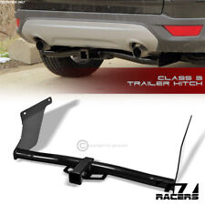 """Class 3 Round Trailer Hitch Receiver Rear Bumper Towing 2"""" 2013-2018 Ford Escape"""