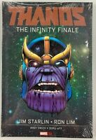 Thanos: The Infinity Finale, Hard Cover Graphic Novel, Marvel Comics