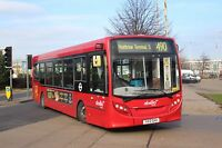 Abeillio 8793 YX12GHH 6x4 Quality London Bus Photo