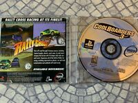Cool Boarders 3 (Sony PlayStation 1, 1998) Cleaned Tested