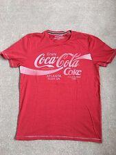 Coca-Cola Camiseta Rojo Tamaño Mediano