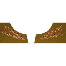 Star Trek TOS Rank 1st Season Captain Kirk Wrap Uniform Braid Set cosplay