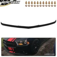 Front Bumper Cover Fascia for 2011-2014 Dodge Charger 11-14 CH1000992 Painted PX8 Black BUMPERS THAT DELIVER