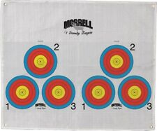 MORRELL #1 Eternity targets - Three Spot Target Face