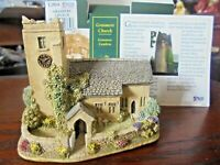 LILLIPUT LANE - L2864 GRASMERE CHURCH - GRASMERE, CUMBRIA. WITH BOX & DEEDS