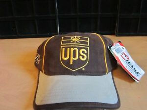 Dale Earnhardt #88 UPS racing Hat-Brown-- RYR--Chase Authentics-With Tags