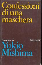 Mishima: Confessioni di una maschera. Feltrinelli,  1969