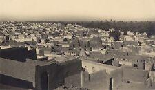 Egypte Ville à identifier VintageargentiqueSilver print ca 1920