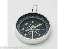 Kompass Ø44mm Edelstahl, Navigation, Camping, Orientierung