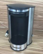 Cuisinart W1CM5S 1-Cup Stainless Steel Brewer