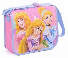 Le Ragazze Principessa Disney Messenger Bag Scuola Materna Bambini Borsa Da Viaggio Vacanza