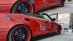 Side Skirts Sarona for Toyota Aristo Lexus gs300 jzs147 Tuning [AC]