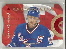 Wayne Gretzky 1996-97 Donruss Canadien Ice O CANADA NY Rangers #1081/2000