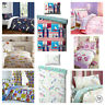 Children's Toddler Junior Cot Bed Duvet Quilt Cover Bedding Set - 120cm x 150cm