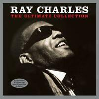 CHARLES, RAY - ULTIMATE COLLECTION NEW VINYL RECORD