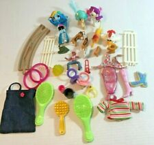 Over 30 Small Toys and Accessories My Little Pony Equestria Girl Animals Cowboy