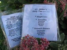 Dr.Miller's Holy Tea,6 Mo.48 tea bags $68.00 Best Ebay Price