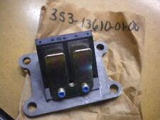 NOS Yamaha OEM Reed Valve Assembly 74 YZ80 74-75 TY80 73-75 RD60 353-13610-01