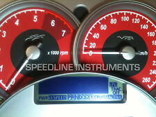 Holden Commodore VY / VZ instrument cluster LCD repair