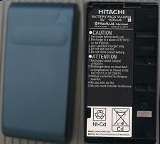 Batterie 1500mAh pour HITACHI , batterie VM-BP84,camescope battery pack