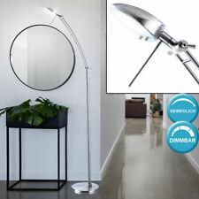 Steh Lampe Gelenk Strahler verstellbar Wohn Zimmer Dreh Dimmer Stand Leuchte