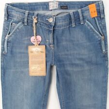 NEW Womens River Island Sexy Bootcut Stretch Blue Jeans W30 L32 BNWT Size 12 R