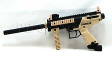 Tippmann Cronus TAN BLACK Basic Paintball Gun semi-auto marker NEW! Tippman