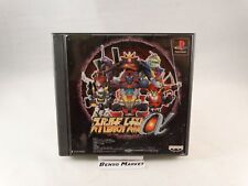SUPER ROBOT WARS ALPHA PLAYSTATION 1 2 3 ONE PS1 PS2 PS3 PSX JP JAP GIAPPONESE
